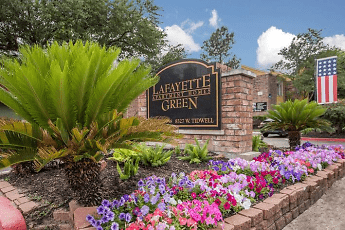 Community Signage, Lafayette Green Apartments & Town-Homes, 2