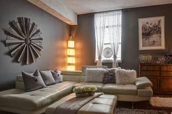 Living Room, SilverBrick Square, 1