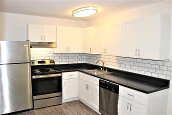 Kitchen, The Ellington, 0