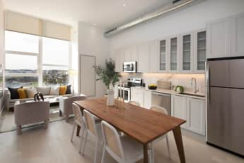 Kitchen, The Poplar, 1