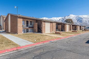 Building, Northridge Apartments, 0