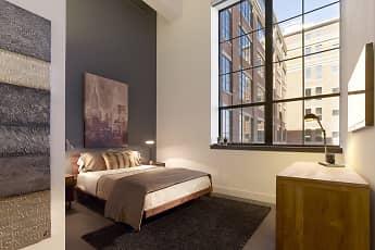 Living Room, Parkway Lofts, 1