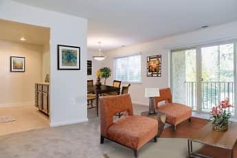 Living Room, Oakland Hills, 0