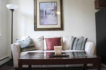Living Room, Glenark Mills, 1