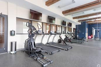 Fitness Weight Room, SilkLofts, 0