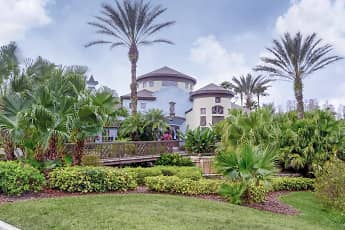 Landscaping, The Falls at New Tampa, 0