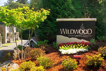Community Signage, Wildwood Apartment Homes, 0