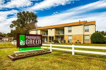 Community Signage, Providence Green, 0