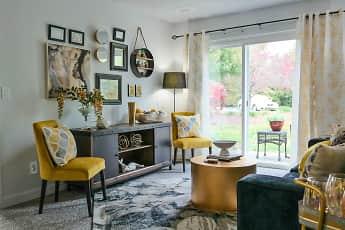 Living Room, Weaver Farm, 0