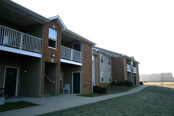 Building, Shawnee Apartments, 0
