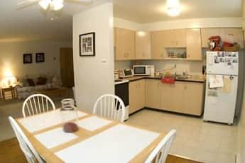Kitchen, Springton Court Apartments, 1