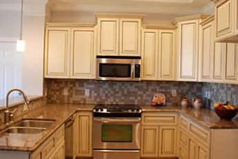 Kitchen, Fountain View Apartments, 0