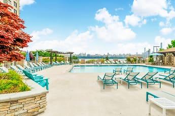 Pool, Half Moon Harbour Apartments, 0