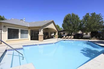 Pool, Belcourt Apartments, 0