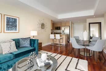 Living Room, Harborview at the Navy Yard, 0