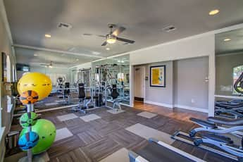 Fitness Weight Room, Royal St. Moritz, 2