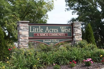 Community Signage, Little Acres Townhomes & Apartments, 0