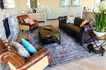 Living Room, Anatole on Briarwood, 2