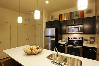 Kitchen, The Vue at Sugarhouse Crossing, 0