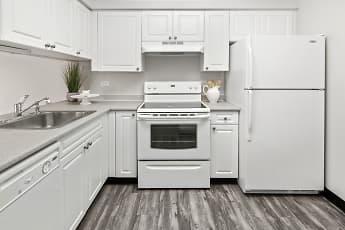 Kitchen, Lakeside Apartments, 2