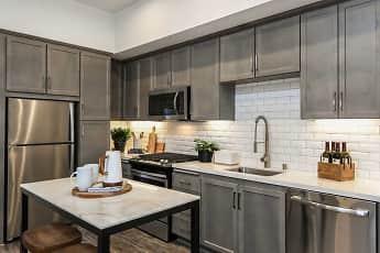 Kitchen, Avalon Cerritos, 1