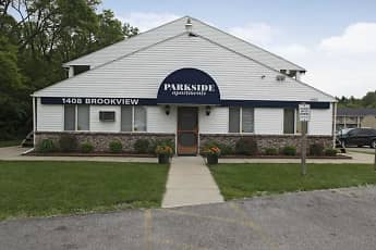 Leasing Office, Parkside Apartments, 0