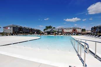 Pool, Corvias at Reece Crossings, 1