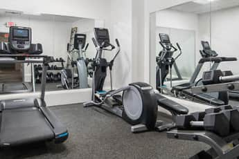 Fitness Weight Room, Telephone Building, 2