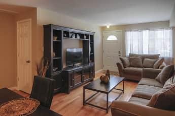 Living Room, Seaview Apartments, 0