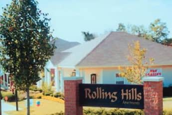 Community Signage, Rolling Hills Terrace, 0
