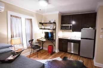 Living Room, 721 W. Belmont, 0