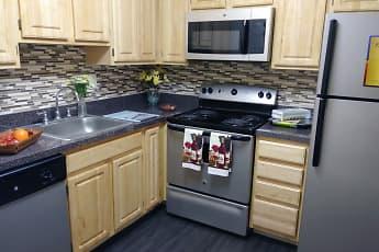 Kitchen, Robin Hill Apartments, 0