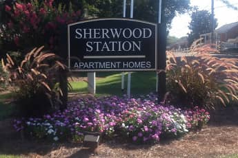 Community Signage, Sherwood Station, 0