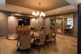Dining Room, The Hayworth, 2