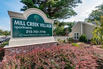 Community Signage, Mill Creek Village, 0