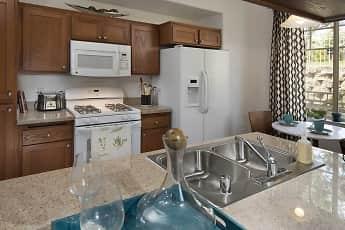 Kitchen, Avalon Oak Creek, 1
