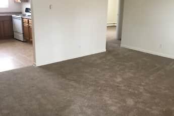 Living Room, Deerfield Windsor Apartments, 2