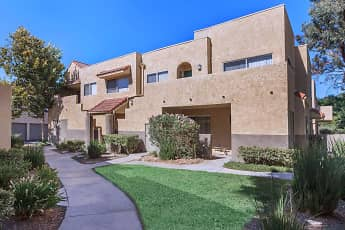 Building, Canyon Country Villas, 1