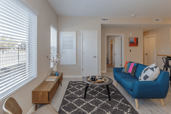 Living Room, Parq Crossing, 1