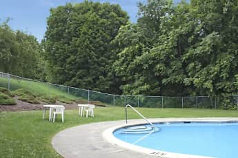 Pool, Greenbriar Hills, 1