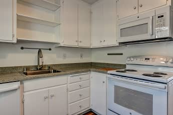 Kitchen, Via Holon Apartments, 0