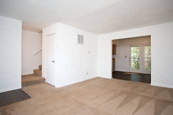 Living Room, Eastwyck Village, 1