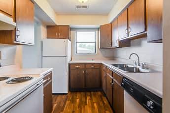 Kitchen, Prairie Walk, 0