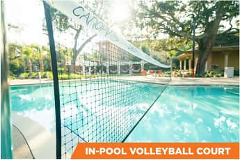 Pool, Canopy Student Apartments - Per Bed Lease, 0