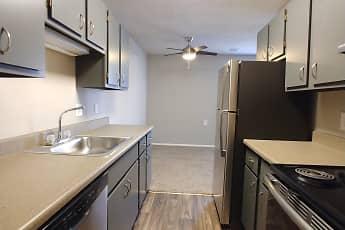 Kitchen, Westlink Village, 0