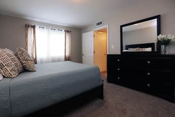 Bedroom, Arborside Apartment Homes, 1