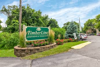 Community Signage, Timberline Apartments, 2