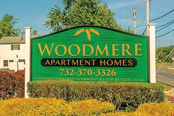 Community Signage, Woodmere Apartments, 0