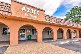 Leasing Office, Aztec Village, 0
