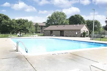 Pool, Green Hill Apartments, 0